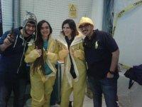 Nel laboratorio di Heisenberg