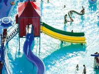 Attrazioni in piscina