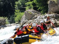 Rafting No Limits (7h) nel Fiume Lao