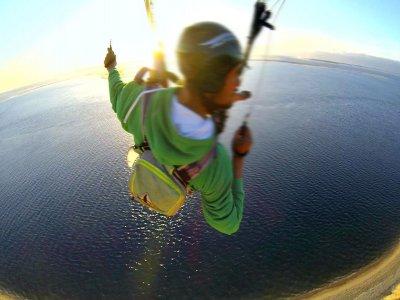 Volo tandem in parapendio (20 min), Praia a Mare