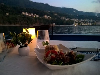 Gita romantica con aperitivo da Vibo Marina 3 ore