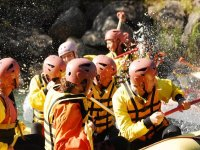 Rafting estremo (3,5h) in Val di Fiemme
