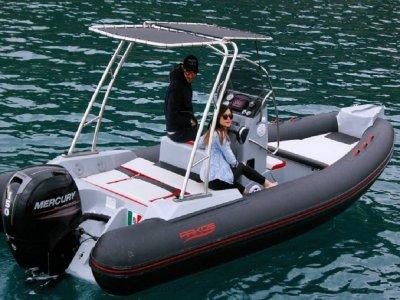 Arkos 6.1m dinghy (7 days), Bordighera