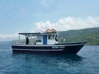 Vibo Marina boat excursion 4 hours