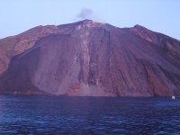 L isola di vulcano