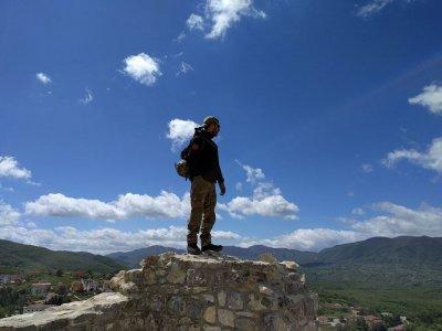 Trekking ring on the Frassati Path (10h)