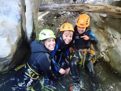 Canyoning Campione Spezial (3h), Tremosine