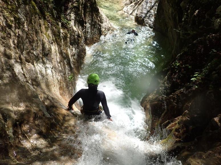 Nel torrente