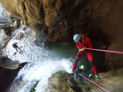 Canyoning Splish-Splash (3,5h), Tremosine