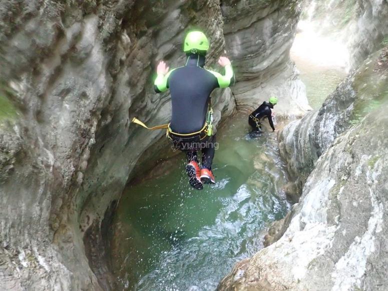 Un salto nel vuoto