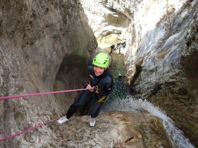 Canyoning Wonderworld (7h), Tremosine