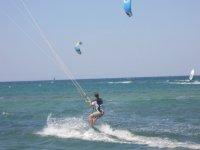 Kitesurf in Bari