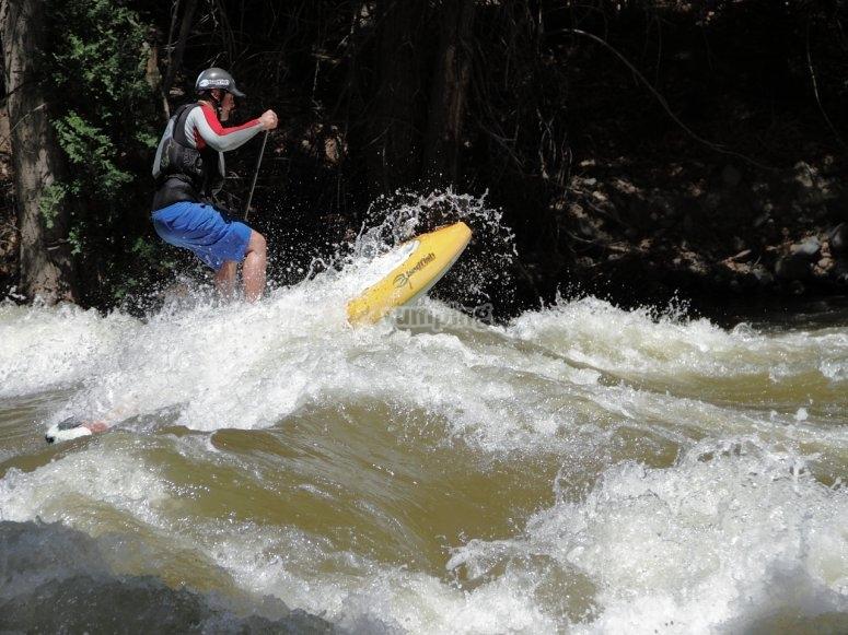 River sup e adrenalina