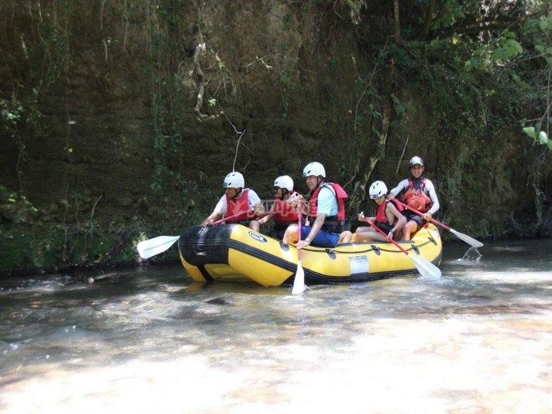 Rafting e fiume Lao
