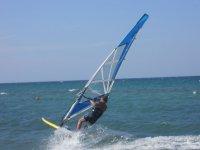 Windsurfing in Bari