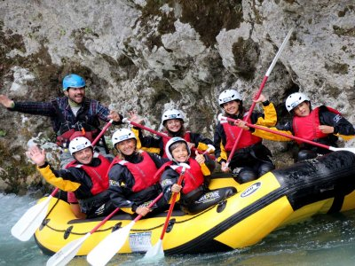 River Walking+Rafting Laino (bambini)