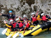 River Walking+Rafting Laino (bambini)