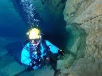 Immersioni in grotta