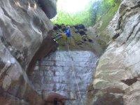 Climbing and canyoning
