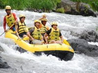 Rafting day (4h) + barbecue in Aosta