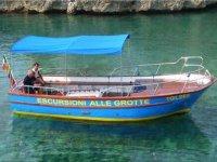 Barche per escursioni