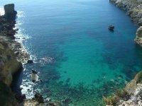 Transparent sea