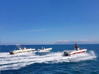 Marina Yachting Sicily Escursione in Barca