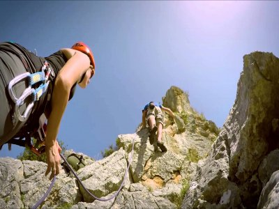 Trekking&Paddles Arrampicata