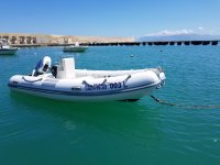 Our dinghy
