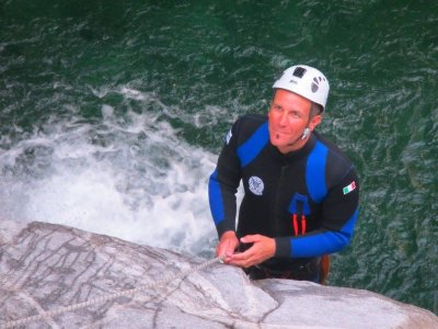 Canyoning facile in Val Bodengo (2,5h), Chiavenna