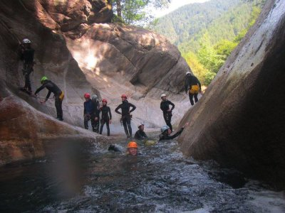 Canyoning in Val Masino (3h), Ardenno