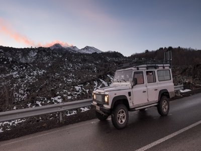 Etna Finder 4x4 Fuoristrada
