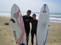Lezioni surf