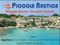 Piccola Nautica Escursione in Barca