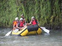 Nel fiume Lao