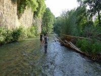 River trekking nel Lao