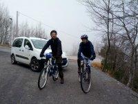 Trekking in bici