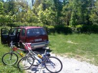 Mountainbike sul Pollino