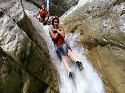 River Tribe Canyoning