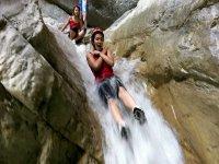 Canyoning nel Pollino