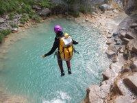 Un salto d'acqua