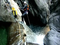 Salti nel torrente