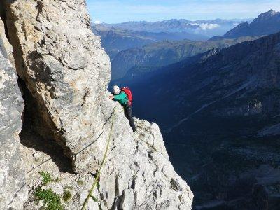Adriano Alimonta Professionalità per la Montagna