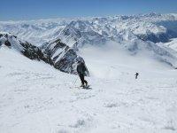 Scialpinismo - Ötztaler Alpi - Palla Bianca
