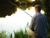 Permesso di pesca per laghi e fiumi in Val d'Aosta