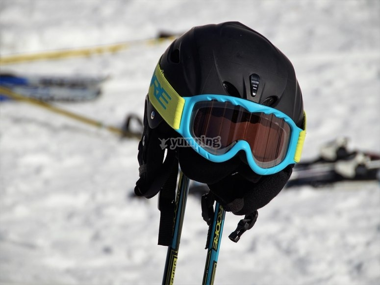Vieni a sciare!