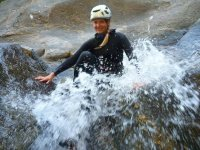 Easy canyoning in La Thuile (3h), Aosta