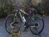 Alcuni delle nostre mountain bike