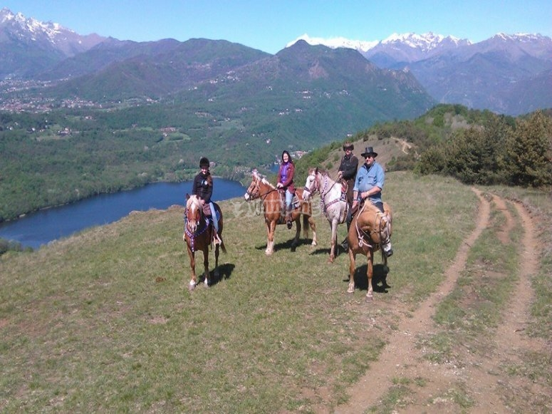 Trip to the lakes of Avigliana