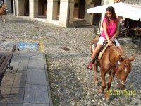 Passeggiata a cavallo di due ore, Avigliana